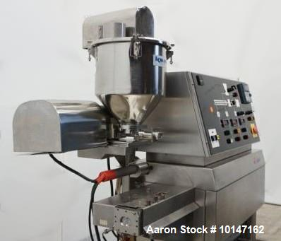 Used- APV Chemical Machinery Ltd. Twin Screw Extruder