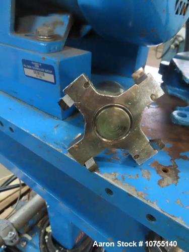 Used- Leistritz 27mm 40:1 Model Micro 27 40GL/40D Twin Screw Extruder