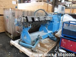 Used-Leistriz Twin Screw Extruder, Type ZSE40MAXX-44D