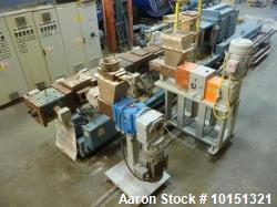 Used- Werner & Pfleiderer Coperion Mega Co-Rotating Twin Screw Extruder