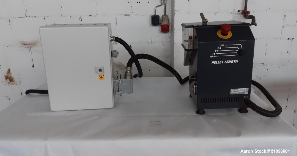 Used- Prism Twin Screw Extruder