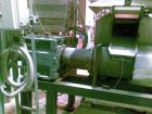 Used-Compex PVC Compounding Line, type MPC 85/2, for up to 454 lbs (1000 kg) per hour PVC, 85 mm (3 1/3