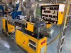 Used- LabTech Scientific Twin Screw Extrusion Line