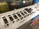 Used-30mm 28/1/L/D Werner & Pfleiderer Coperion Co-Rotating Twin Screw Extruder.