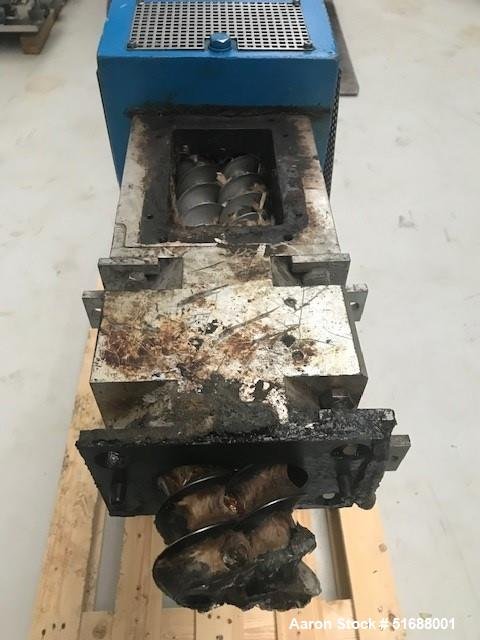 Used- Coperion Twin Screw Side Feeder