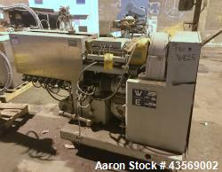 Used- Welding Engineers 20mm Counter-Rotating Twin Screw Extruder, Model HT 0.8.
