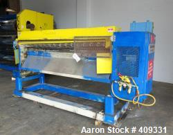 Used- Davis Standard (Famco) Shear, Model P-1496WG