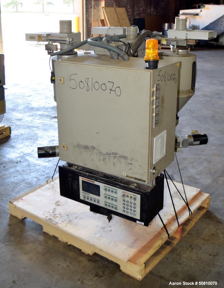 Used- Plast-Control Gravimetric Dosing Measurement & Control System