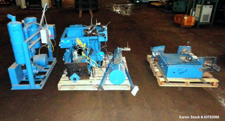 Used- Novatech 3 Component Blending System, Model MCS-206