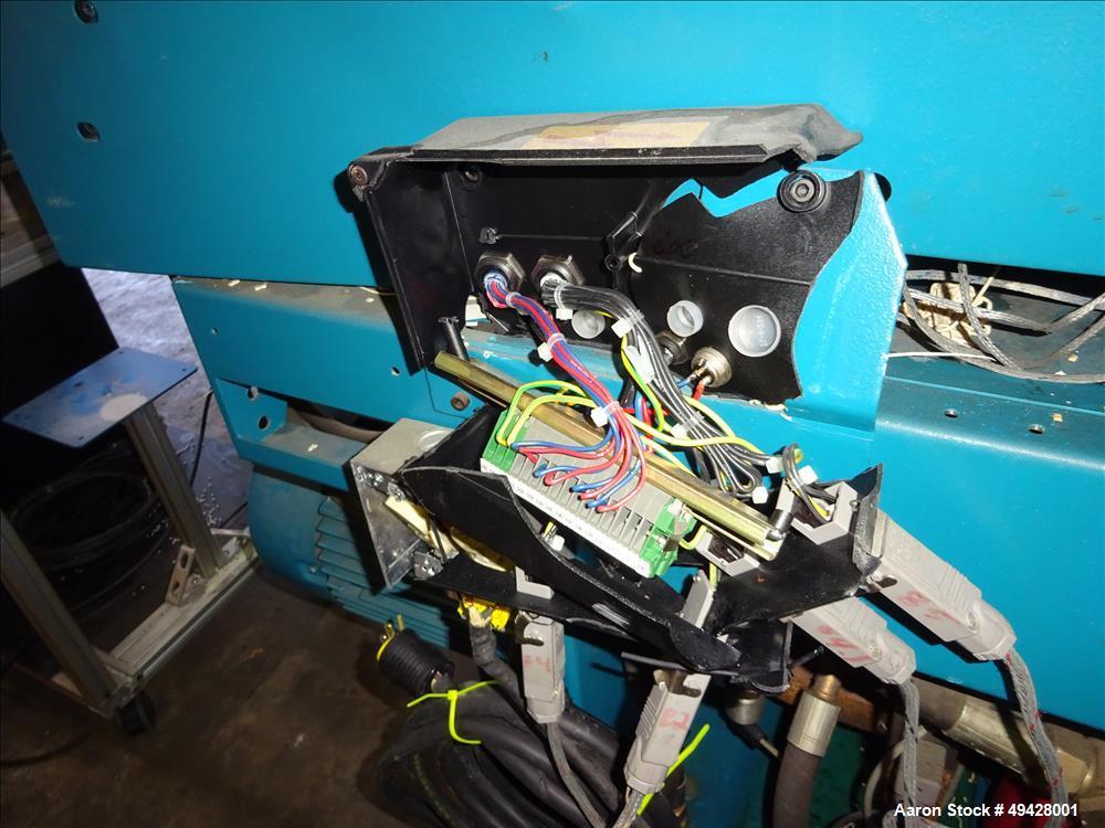 Used- Boy Machines 22D Horizontal Injection Molde