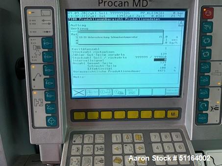 Used- BOY GmbH & Co. KG Horizontal Injection Molding Machine