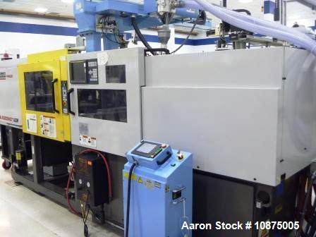 Used-Cincinnati Model 110-R Roboshot Electric Injection Molding Machine