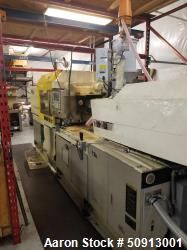 Used- Toshiba Horizontal Injection Molding Machine