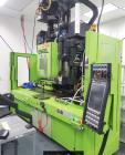 Used- Engel Vertical LSR Injection Molding Machine; 90-2.2