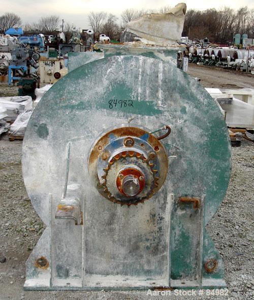 Used- Henschel Cooler, 4000 Liter