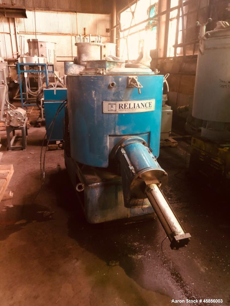 Used- Prodex Henschel Mixer Cooler Combination