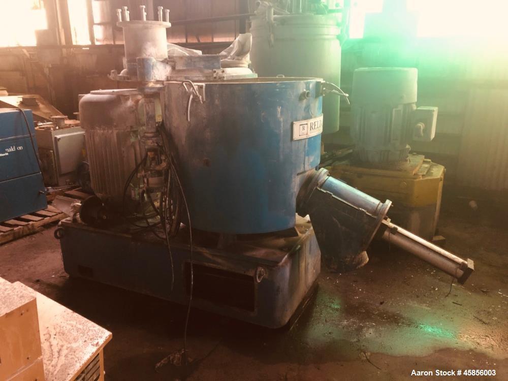 Used- Prodex Henschel Mixer Cooler Combination