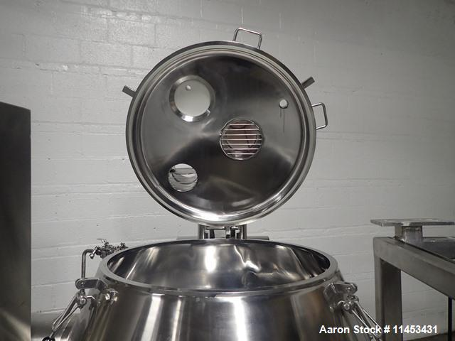 Used- 400 Liter Diosna High Shear Mixer