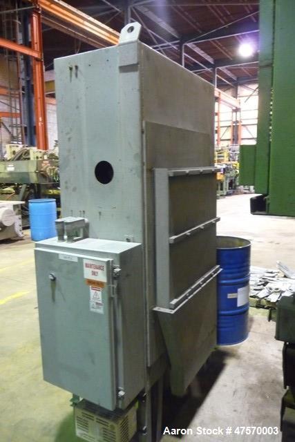 Used- Thyssen Henschel High Intensity Mixer, Model FM2000A