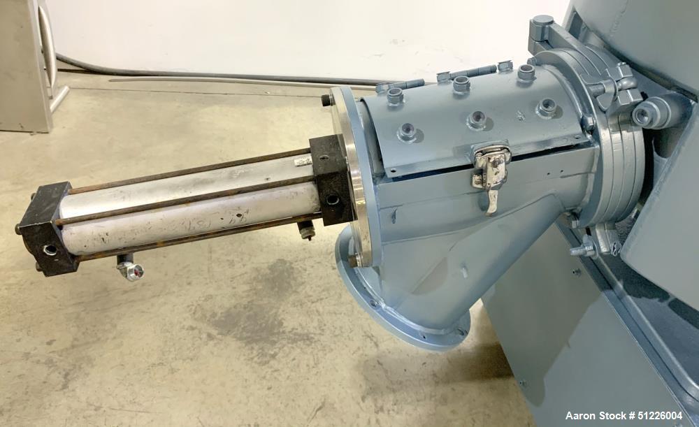 Used- Henschel 250 Liter High Intensity Mixer