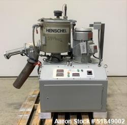 Used- Thyssen Henschel High Intensity Mixer