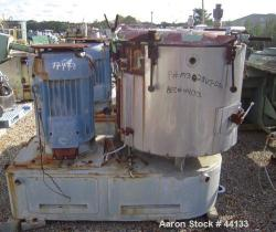 Used- Henschel High Intensity Mixer, Model FM500