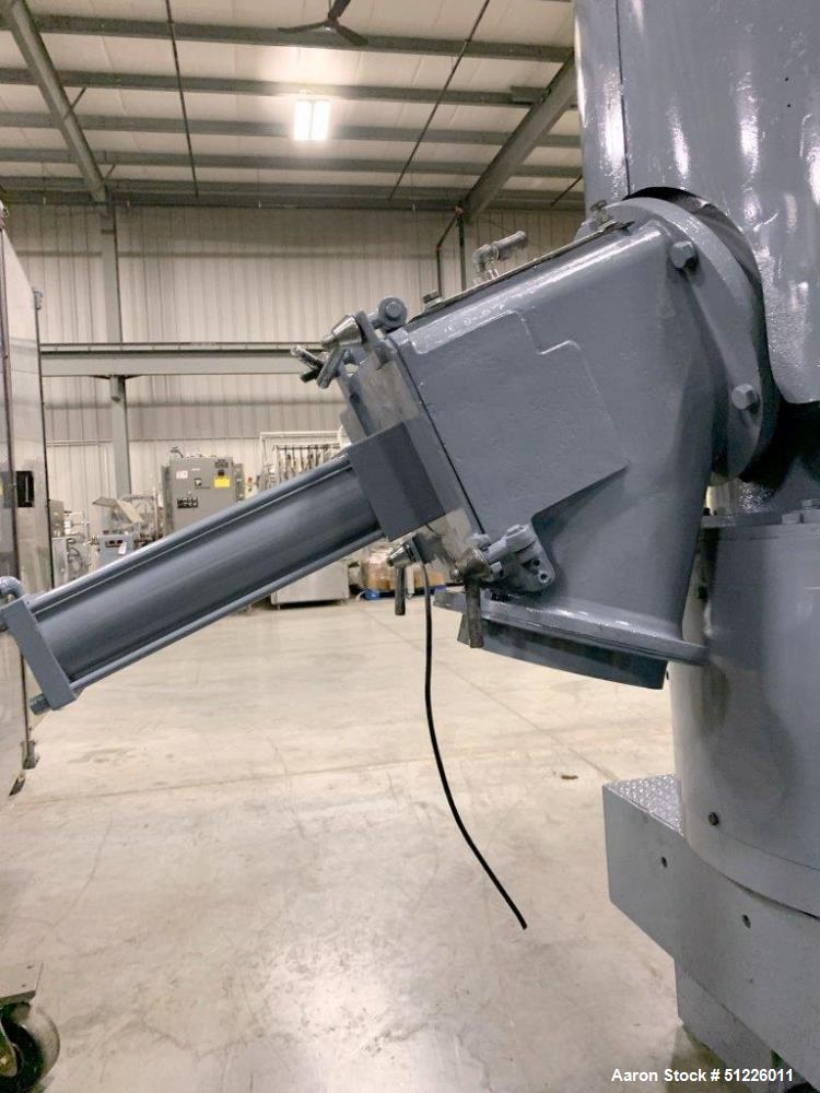 Used- Mitsui Mike High Intensity Mixer