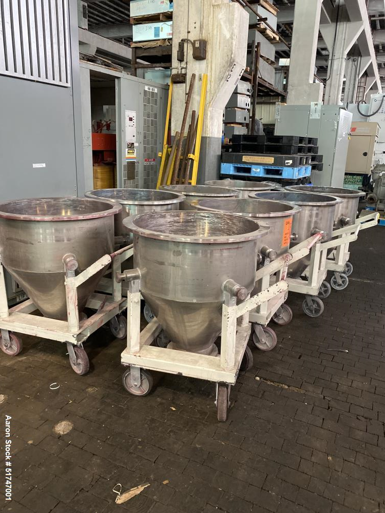 Donghui Powder Process CO. High Intensity Container Mixer
