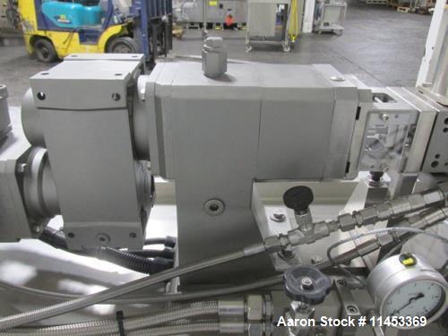 Used- Leistritz Twin Screw Pelletizing Line, Model Micro18PH/GG-40D