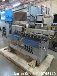 Used-27mm 40:1 Leistritz model Micro 27 40GL/40D twin screw extruder with co-rot
