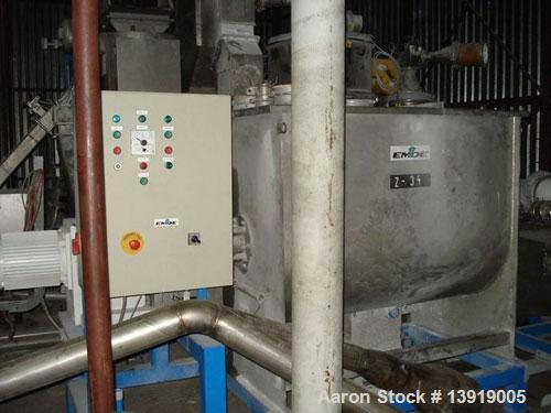 Used-Werner Pfleiderer ZSK-113 M 1510 Twin Screw Extruder