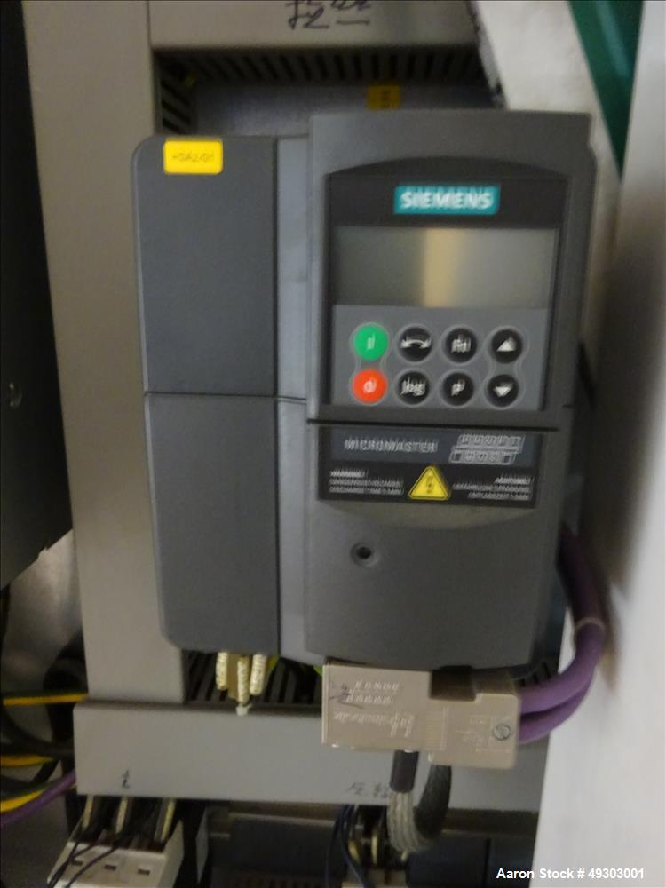 Used- Werner & Pfleiderer Twin Screw Pelletizing Line, ZSK 92mm Mega Plus.
