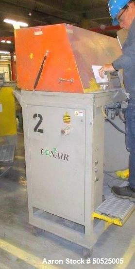 "Used- Conair Strand Pelletizer, Model T208, 8"" wide"