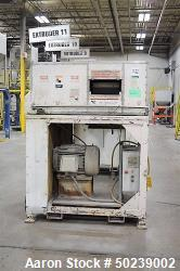 "Used- Cumberland Quietizer Pelletizer, Approximate 14"" Wide, Model 14PELL. Includes an AC motor with VFD and a sound deadeni..."