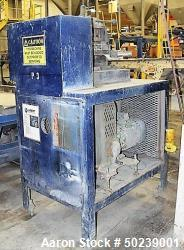 "Used- Cumberland Pelletizer, Approximate 6"" wide. Driven by a variable speed motor."