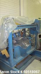 Used-Conair Jetro Hydraulic Pellitizer, Model 206, SN 8-060580