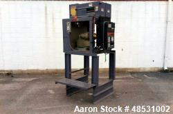 "Used- Cumberland 8"" Quietizer Strand Pelletizer. Equipped with a (16) bolt on knife rotor, DC motor with SCR Controller. Mou..."