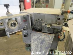 Used- Sheer Bay Strand Pelletizer, Model BT2.5