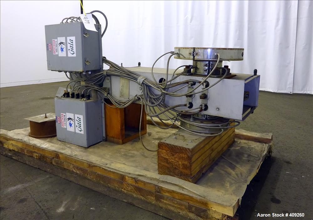 "Unused- Gala Industries Polymer Diverter, Model 2.50. Approximate 2-1/2"" diameter. 3600 psi."