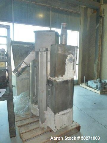 Used- Gala #6 Underwater Pelletizing Parts. Parts include the following: Gala cutter head with motor but no blade holder, pr...