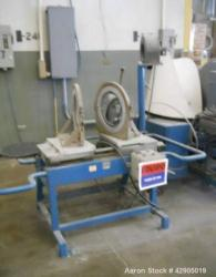 Used- Widos Ploypress 4002 PVC Pipe Welder