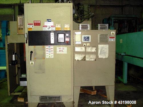Used- Brown Horizontal Trim Press, Model T350l.