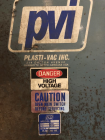 Used- PVI Thermoformer