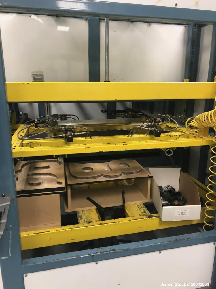 Used- ZMD International Shuttle Thermoformer