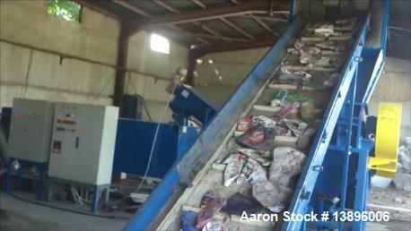 Used-Desislava HDPE Plastic Recycling Line