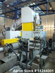 Used-NGR-Next Generation Recycling S-Gran 85 HD Plastic Recycling Line