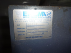 Used- Erema Edge Trim Plastic Recycling Line, Type KAG 605