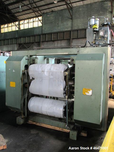 Used- Davis Standard Sheet Extrusion Line