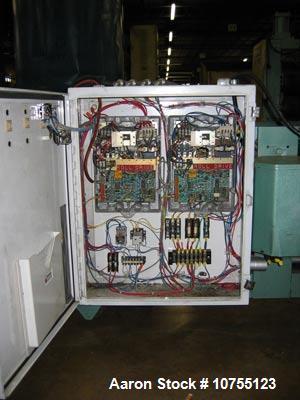 Used- Davis Standard 3 Roll Down Stacks.