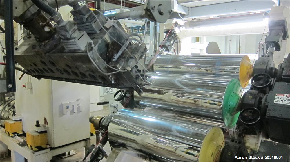 Used- Shanghai Jobbetter Plastic Machinery Sheet Line.